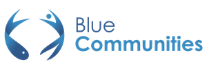 Blue Communities Logo